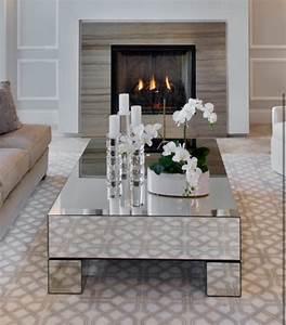 Table Basse Miroir : table basse miroir ~ Melissatoandfro.com Idées de Décoration