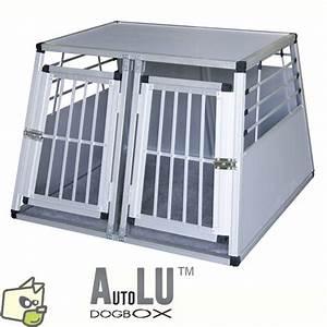 Grande Cage Pour Chien : cage de transport pour deux chiens ~ Dode.kayakingforconservation.com Idées de Décoration