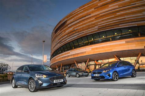 New Ford Focus & Kia Ceed vs Skoda Octavia   What Car?