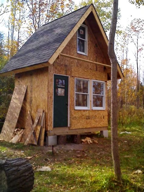 cabin plans and designs small rustic cabin plans homesfeed