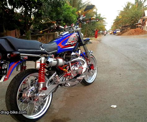 Modif Rx King Biru by Modifikasi Motor King Warna Biru Kumpulan Gambar Foto