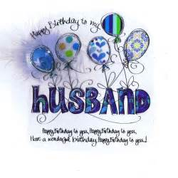Happy Birthday My Husband Cards