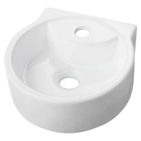 camargue waschbecken la gomera 30 x 29 cm keramik wei 223 bauhaus