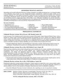Sle Cover Letter For Internship Physician Assistant Resume The Best Letter Sle