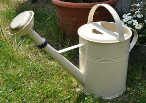 somit gießen gartenmöbel gie 223 kanne metall creme 9 liter