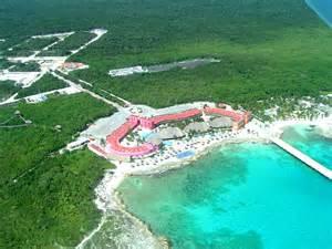 Costa Maya Cruise Port Map