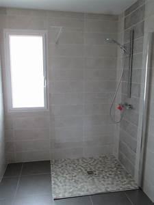 Carrelage De Douche : carrelage douche l 39 italienne castorama decoration d 39 interieur idee ~ Melissatoandfro.com Idées de Décoration