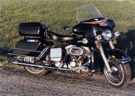 1976 Harley Davidson Flh by Scotty Elvis S 1976 Flh 1200