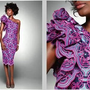 robe tissu wax my style pinterest inspiration robes With tissu africain robe
