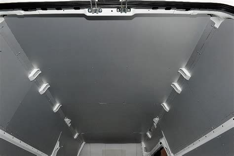 SIDE LINING AND SIDE CLADDING FOR VANS