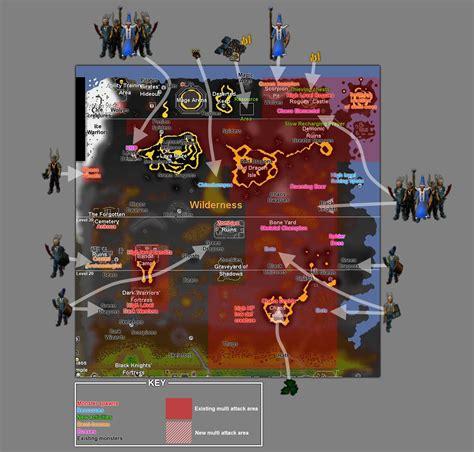 Runescape Forum Community Forums For Osrs Dev Rejuvenating The Wilderness 2 Runescape