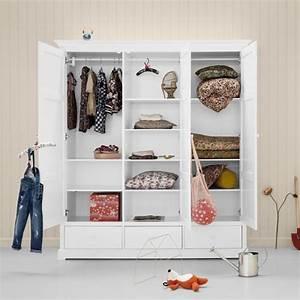 Armoire Penderie Enfant : armoire pour chambre d enfant oliver furniture design ~ Teatrodelosmanantiales.com Idées de Décoration