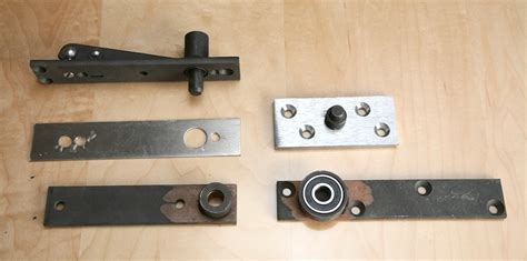 Bookcase Hinges by Pivot Bookcase Installation Thisiscarpentry