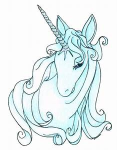 How To Draw Unicorns With Wings - PENCIL DRAWING COLLECTION