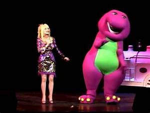 Dolly Parton And Barney YouTube