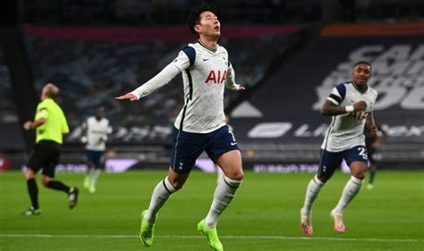 Tottenham player ratings vs Man City: Son and Lo Celso ...