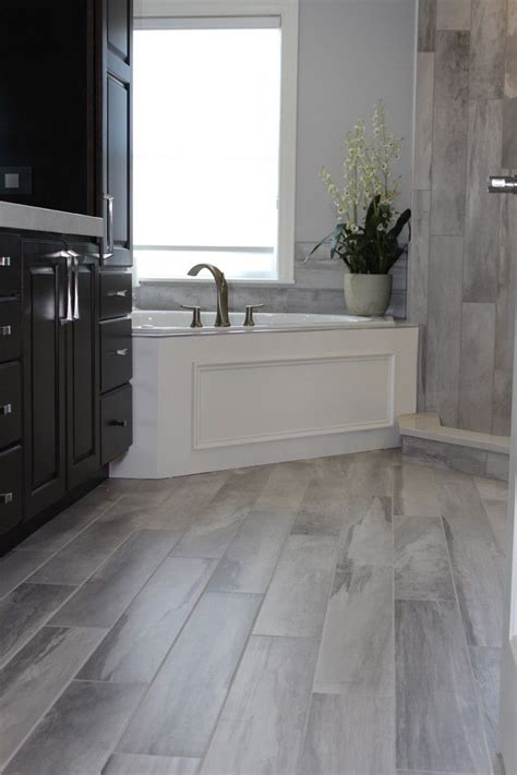 modern bathroom floor tiles lowes falls for a modern bathroom with a kitchen 19561