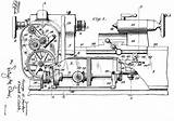 Lathe Drawing Centre Coloring Lathes Sketch Template sketch template