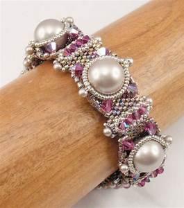 Beading Tutorial For Florentine Domes Bracelet  Jewelry
