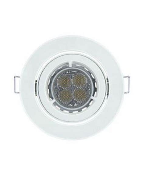 9.5W Osram KIT LED PRO Rund BR/WT dimmbar schwenkbar = 50W