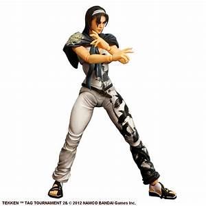 Tekken Tag Tournament 2 Jun Kazama Play Arts Kai Action ...