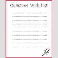 My Grownup Christmas Wish List (and A Free Printable)! ⋆ That One Mom