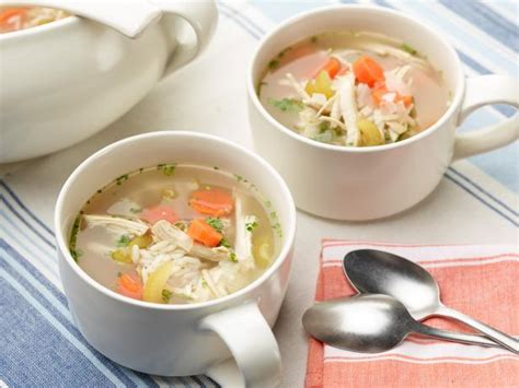 simple chicken soup recipe food network kitchen food