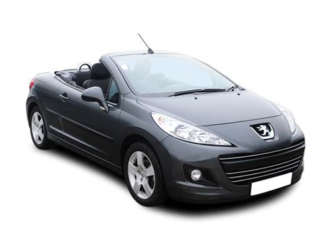 Peugeot Cabriolet by Peugeot 207 Coupe Cabriolet Special Edition On Finance Or