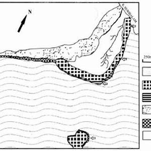 Facies Map Showing Major Geomorphic Units At Chandipur