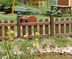 Welches Holz Für Gartenzaun : gartenzaun gartenz une ~ Lizthompson.info Haus und Dekorationen