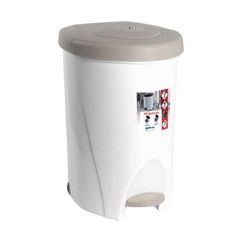 poubelle tri selectif cuisine poubelle de cuisine tri selectif 2 bacs valdiz