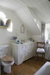 Commode Sous Pente : meuble salle de bain sous pente bien salle de bain sous ~ Edinachiropracticcenter.com Idées de Décoration