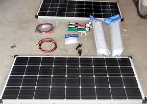 Photovoltaik Selber Bauen : solaranlage auf dem wohnmobil selber montieren camperstyle ~ Whattoseeinmadrid.com Haus und Dekorationen