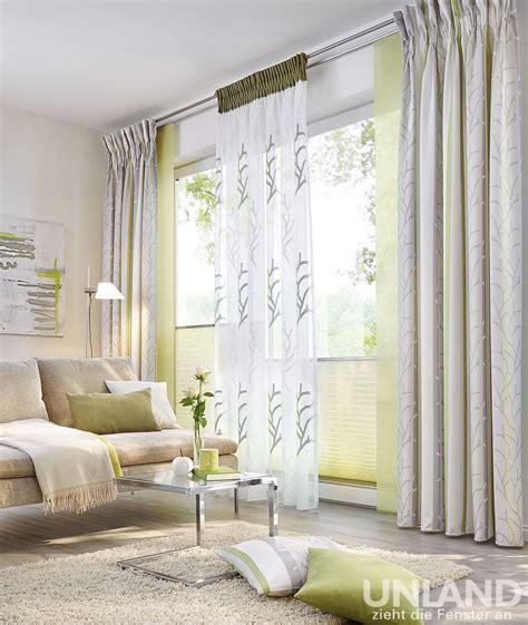 Gardinen Und Vorhänge by Unland Palma Greenery 001 Vorhang Fensterideen