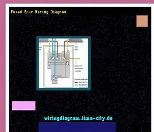 Fused Spur Wiring Diagram  Wiring Diagram 174811
