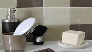Carrelage Mural Cuisine Castorama : adhesif carrelage salle de bain et cuisine en lot de 10 couleur taupe chez castorama ~ Melissatoandfro.com Idées de Décoration