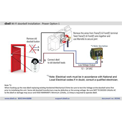 mechanical doorbell wiring simple   wire  doorbell