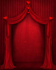 red curtains style oldtimewallpaperscom antique With red curtain background vintage