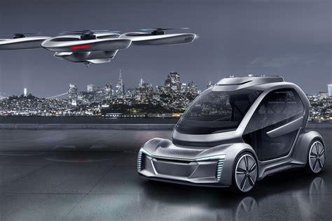 Audi Flying Car News, Pics, Info