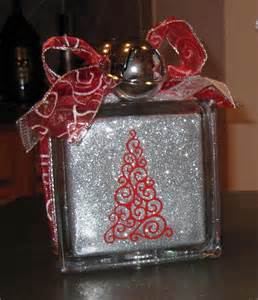 1000 images about christmas gift diy ideas on pinterest glass blocks lighted glass blocks