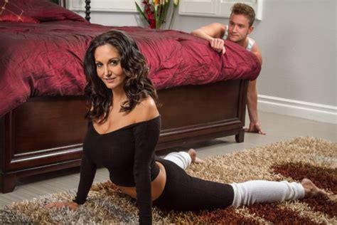 Ava Addams In My Dads Hot Girlfriend Yoga Mom A Fantasy By Naughty America