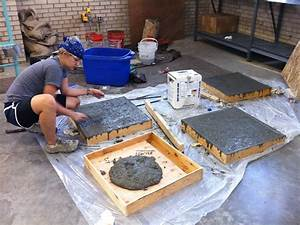 Concrete Bench With Stained Glass Sunflowers Sinks And