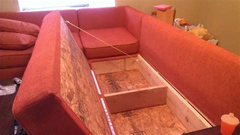 diy sectional sofa plans 12 photo of diy sofa frame