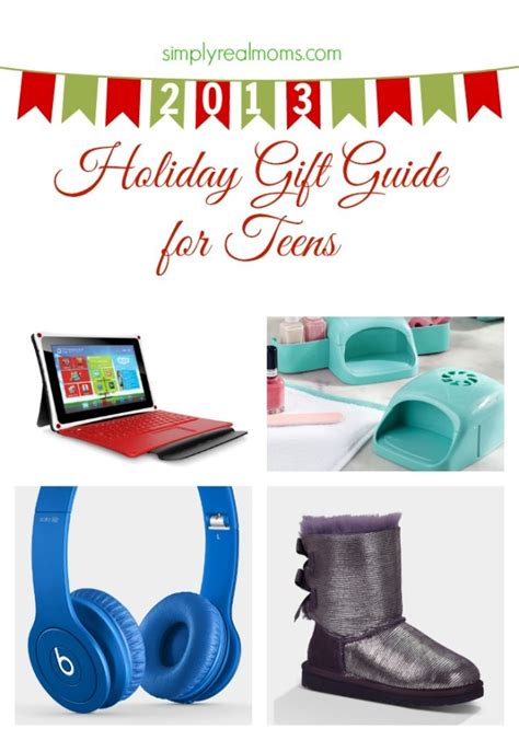 2013 holiday gift guide for teens