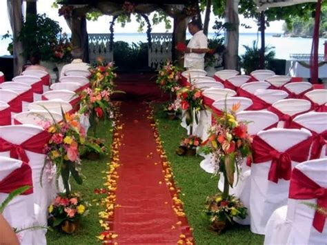 Wedding Decoration Design by Wedding Decor With Floral Decoration Cool Wedding