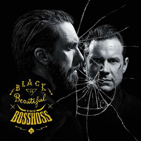 The Bosshoss Musik Black Is Beautiful
