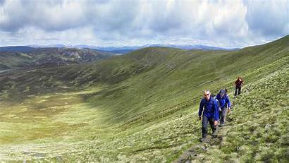 Glenshee Munros Southern Hillwalking Cairngorms