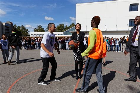 Action Basket Citoyen Au Collège Gabriel Rosset De Lyon