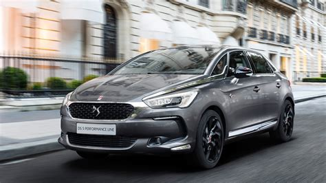 Citroen Automobiles by Citroen S Ds Launches New Performance Line For Its Lineup