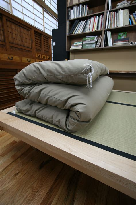 japanese style futon japanese futon and tatami an alternative to western